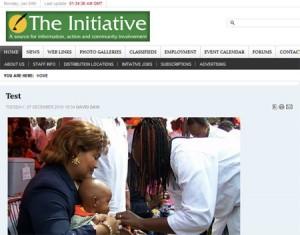 InitiativeNews