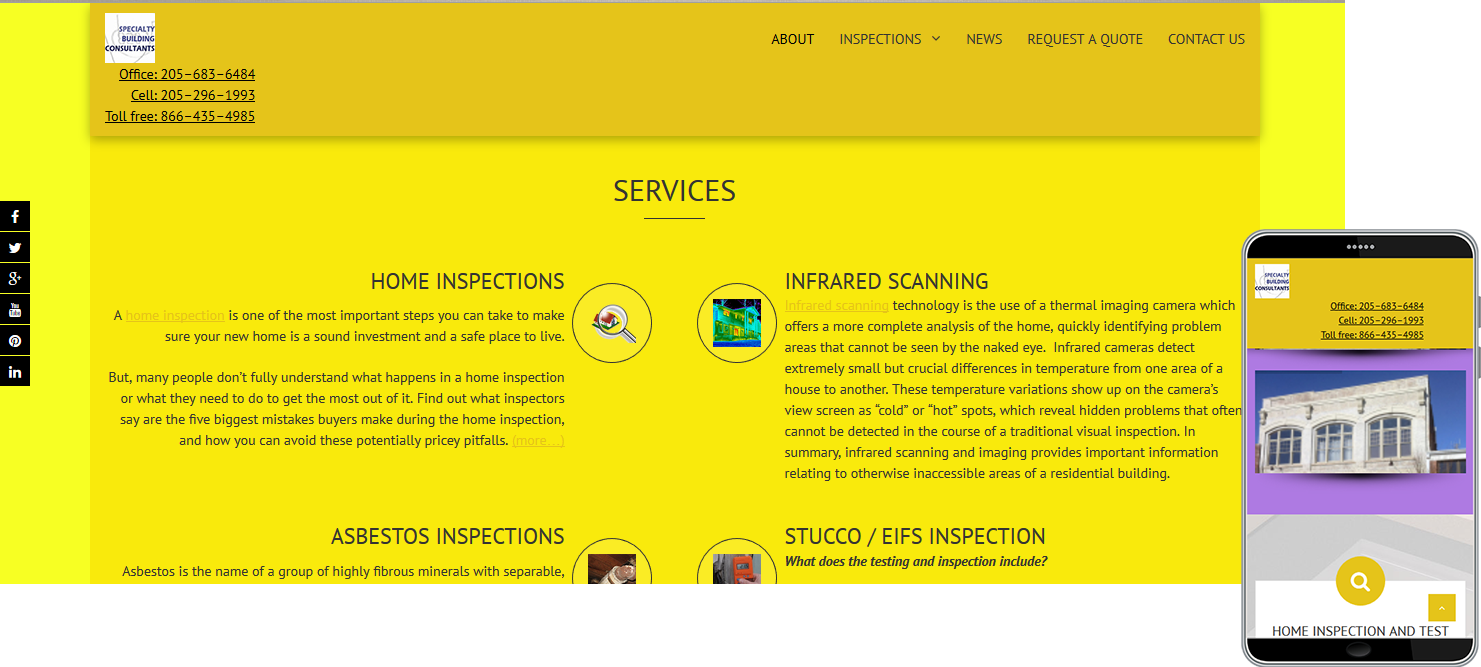 specialtywebsite